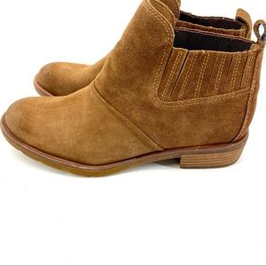 Sofft Bellis ankle suede bootie 8
